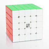 Головоломка QiYi Кубик Рубіка 5x5 Yuchuang Magnetic (8386), фото 2