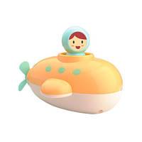 Іграшка для ванної BeBeLino Заводний підводний човен (58132)