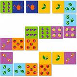 Настільна гра DoDo Доміно Овочі (300249), фото 2