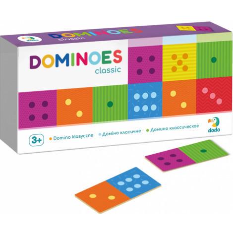 Настільна гра DoDo Доміно Класичне (300225)
