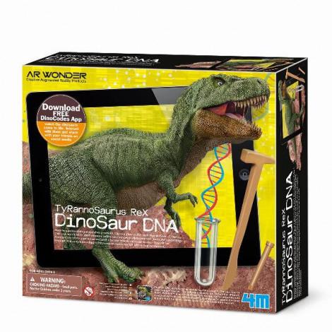 Набір для творчості 4M ДНК динозавра Тиранозавр (00-07002)