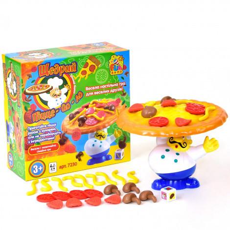 Настільна гра Fun Game Щедрий пицейола (64842)