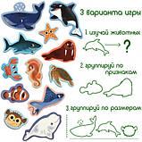 Набір магнітів Magdum Морські тварини (ML4031-07 EN), фото 4