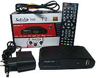 Цифровой тюнер Т2 Satcom T505 T2 Full HD (2 USB)