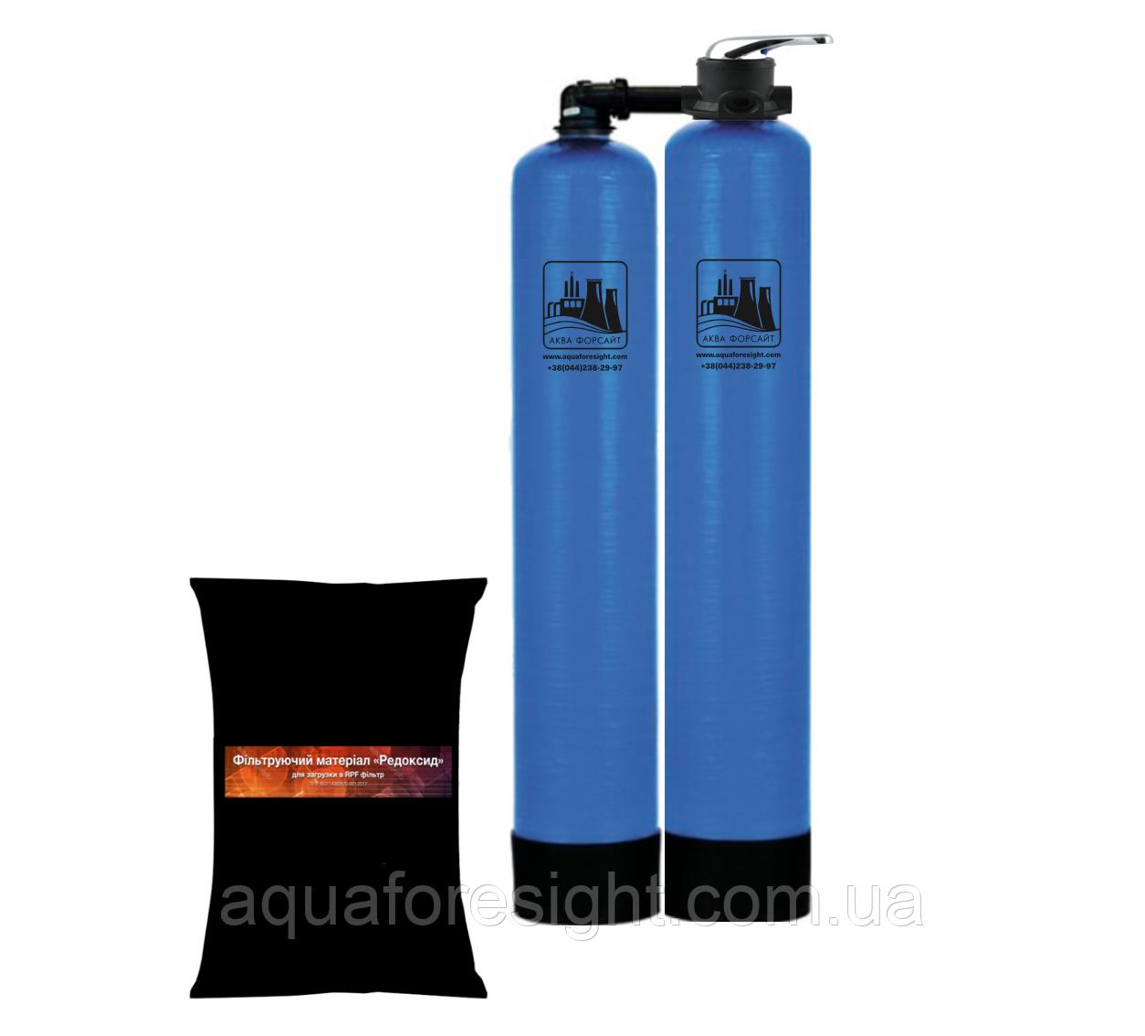 Нетермический деаэратор RPF1248 (водоподпитка до 150 л/час)