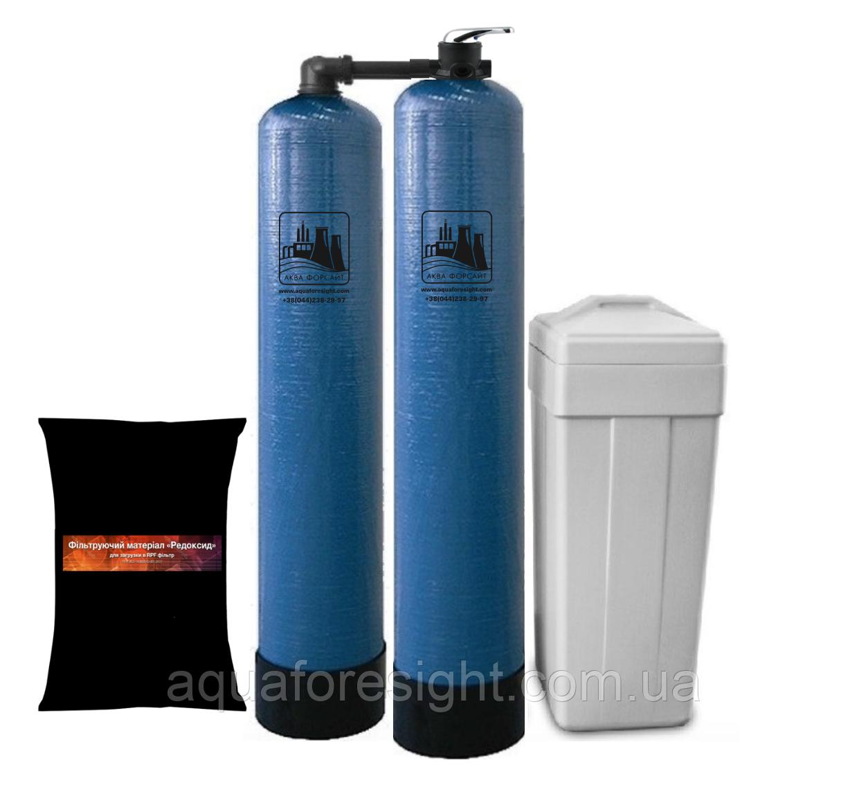 Нетермический деаэратор RPF1665 (водоподпитка до 0,5 куб/час)