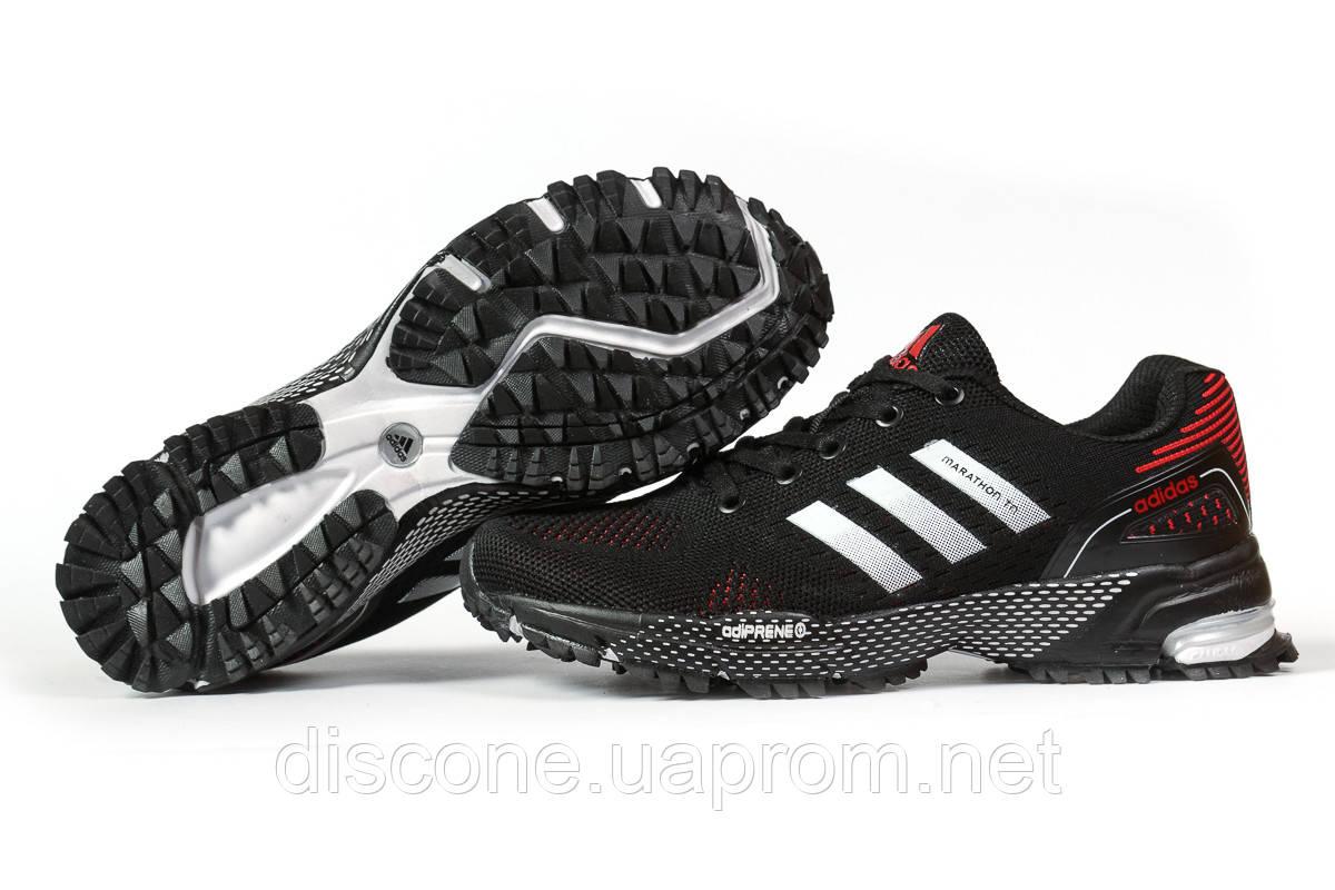 Кроссовки женские 16912 ► Adidas Marathon Tn, черные ✅Скидка 30% [ 36 37 38 39 ] ► (36-22,7см)