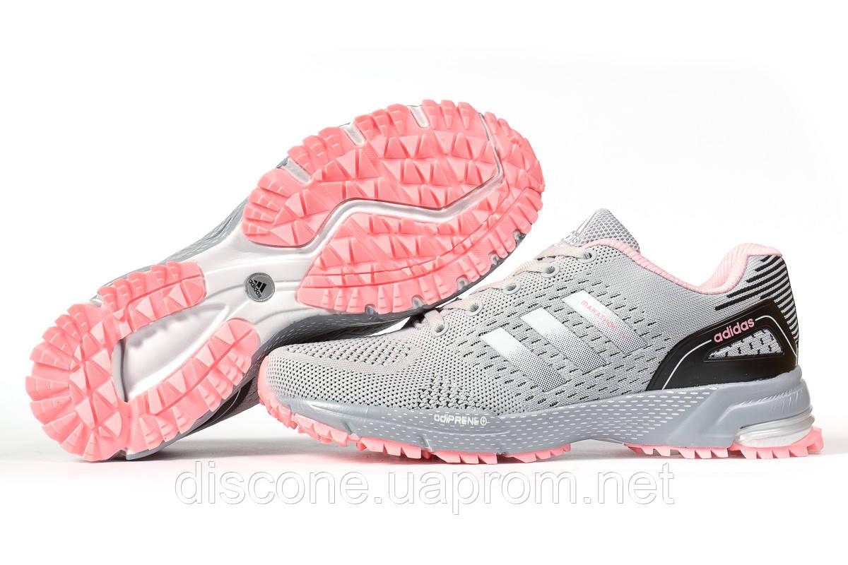Кроссовки женские 16914 ► Adidas Marathon Tn, серые ✅Скидка 30% [ 36 38 39 ] ► (36-22,7см)