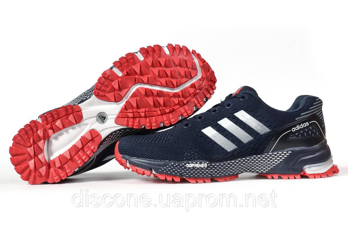 Кроссовки женские 16915 ► Adidas Marathon Tn, темно-синие ✅Скидка 30% [ 36 38 39 ] ► (36-22,7см)