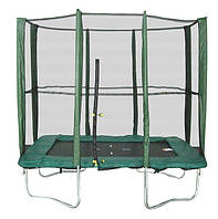 Прямоугольный батут Kidigo 215 х 150 см, фото 1