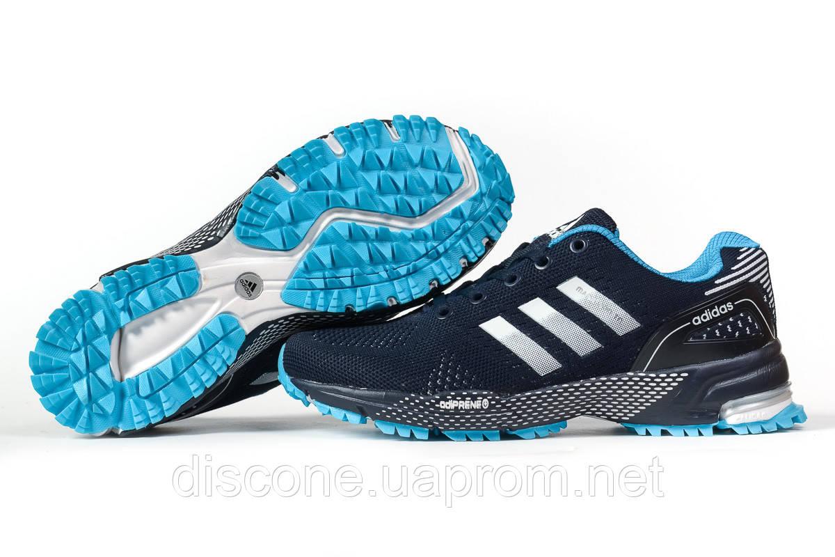 Кроссовки женские 16918 ► Adidas Marathon Tn, темно-синие ✅Скидка 30% [ 38 39 ] ► (38-24,3см)