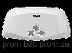 Водонагреватель Zanussi 3-logic TS (5,5 kW) - кран+душ