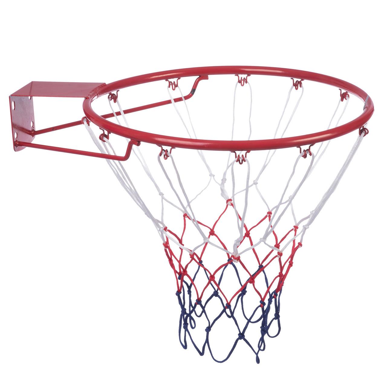 Кольцо баскетбольное d=45 см C-0844