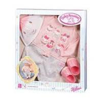Детский Игровой Набор Одежды для Куклы Бэби Аннабель для прогулки с барашками Baby Annabell Zapf Creation
