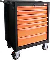 Тележка с набором инструментов Miol для СТО (K-90-301)