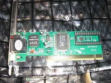 Сетевая карта @LUX LLC-100 10/100M PCI, chip Realtek 8139D, OEM