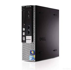 DELL 780 USFF / Intel Core 2 Duo E8500 (2 ядра по 3.16GHz) / 4GB DDR3 / 250GB HDD, фото 2