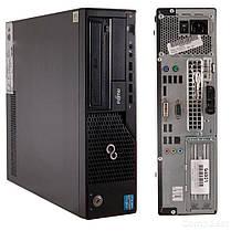 Fujitsu e5731 SFF / Intel Core 2 Duo e8400 (2 ядра по 3GHz) / 4GB DDR3 / 160GB HDD / НОВАЯ nVidia GeForce GT 710 2 GB GDDR5 с ГАРАНТИЕЙ 2 года, фото 2