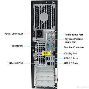 HP 6300 Ellite SFF / Intel i5-2400 (4 ядра, 3.1(3.4)GHz, 6MB) / 8GB DDR3 / 500GB HDD / USB 3.0, фото 2