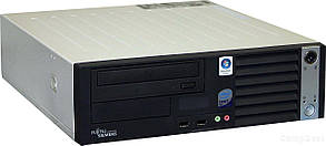 Fujitsu-Siemens Esprimo E5720 sff / Intel Pentium Dual-Core E6600 (2 ядра по 3.06GHz) / 4GB DDR2 / 160 GB HDD, фото 2