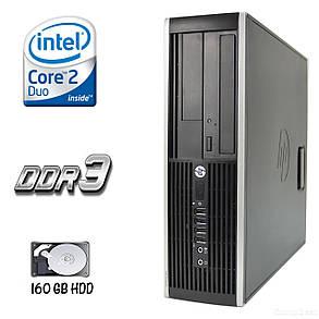 HP 6000 Pro SFF / Intel Core 2 Duo E7500 (2 ядра по 2.93GHz) / 4 GB DDR3 / 160 GB HDD, фото 2