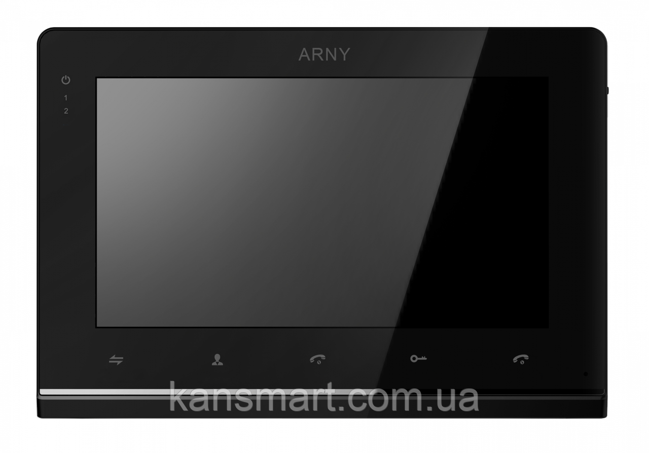 Видеодомофон ARNY AVD-710 2MPX Black