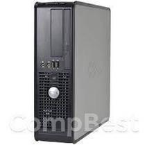 "Dell OptiPlex 755 sff / Intel Core 2 Quad Q9400 (4 ядра по 2.66GHz) / 4GB RAM / 250GB HDD + монитор Dell UltraSharp 2007 FP / 20"" / 1600x1200, фото 2"