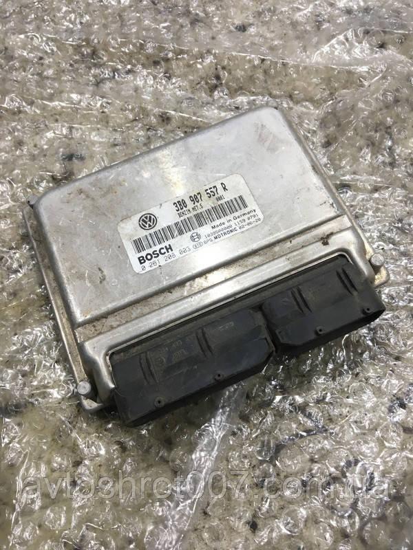 Блок управления двигателем (эбу) Volkswagen Passat b5 3b0907557r