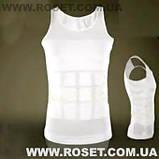 Корректирующая мужская майка Slimming Shirts for men, фото 3