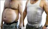 Корректирующая мужская майка Slimming Shirts for men, фото 4