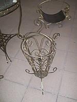 Кованая подставка для зонтов., фото 1