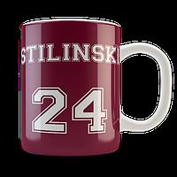 """Чашка """"Stilinski 24"""" (Волчонок)"""
