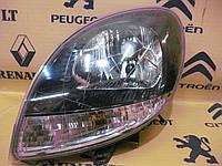 Фара передняя левая  RENAULT KANGOO 1 ФАЗА 2 (2003-2007)