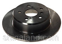 Гальмівний диск задній TOYOTA CAMRY 2.2/2.4/3.0 06.91-11.06 ABE