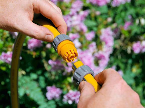 Коннектор HoZelock 2100 для ремонта шлангов (12,5 мм), фото 2