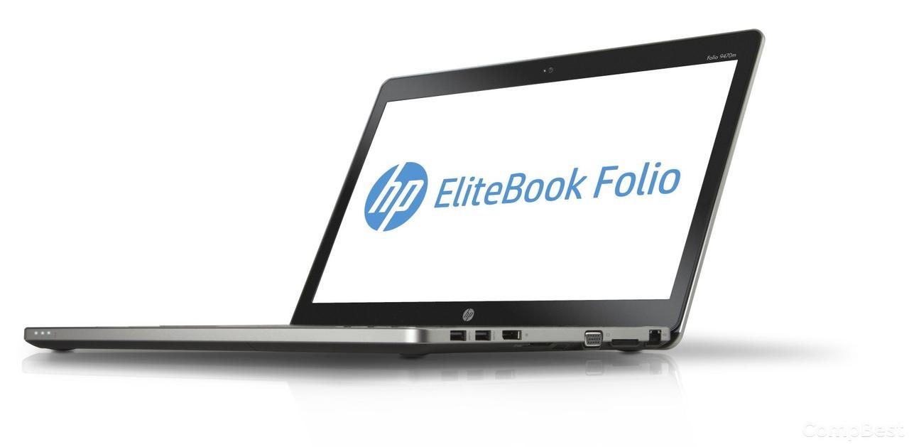 "Hewlett-Packard EliteBook Folio 9470m / 14"" / Intel Core i5-3437U 1900Mhz (3nd) / 4 Гб DDR3 / 500 Гб / Intel HD Graphics 4000"