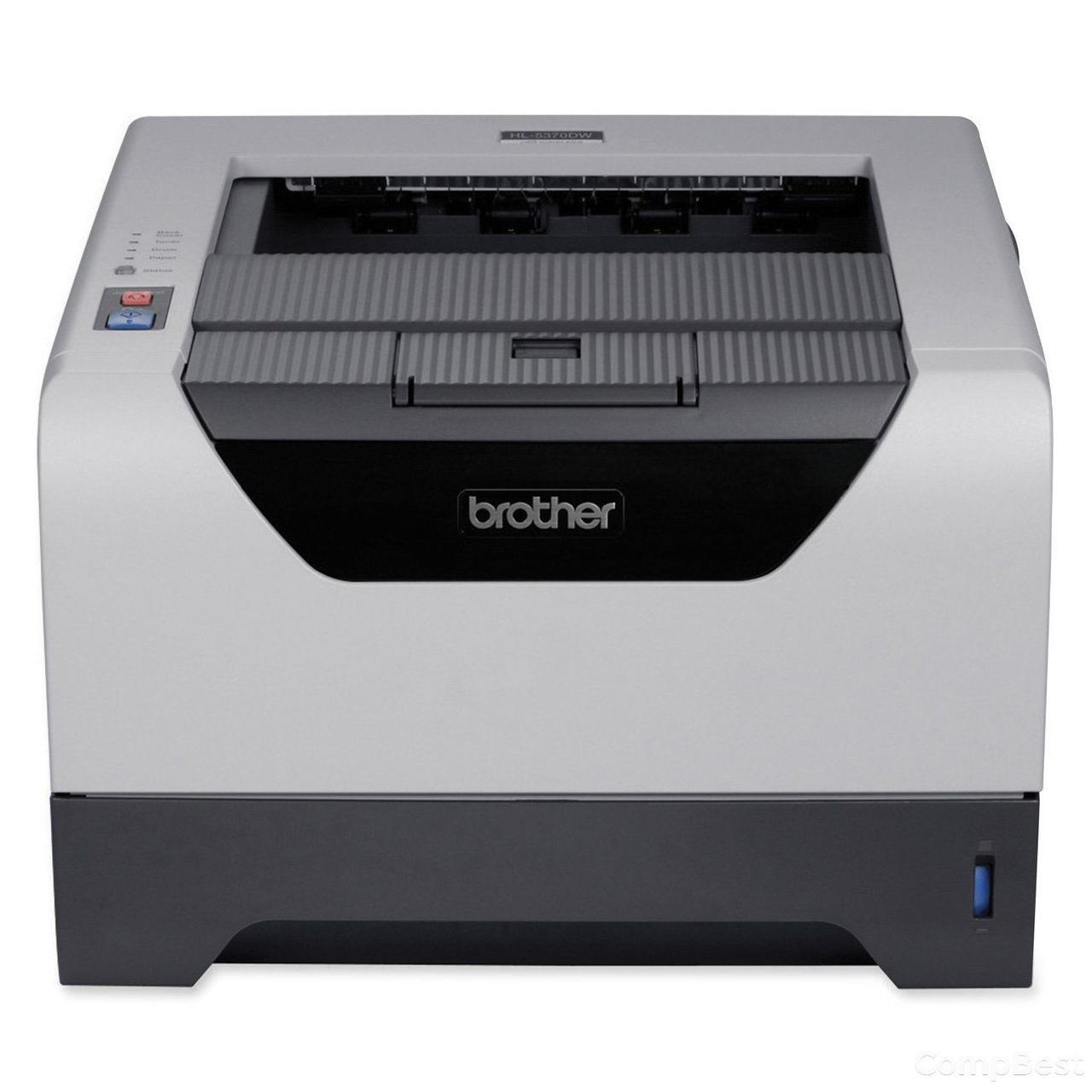 BROTHER HL 5350DN / лазерная монохромная печать / A4 / 30 стр. мин / USB, Ethernet, IEEE 1284