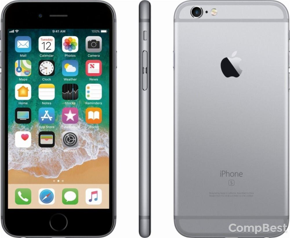 IPhone 6s / 64GB / gray / гарантия 1 мес.