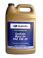 Масло моторное Subaru Motor Oil 5W30 (3,78 л)  SOA868V9285