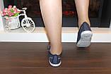 Кеды женские джинсовые Т342, фото 6