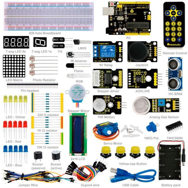 Модули-Arduino-keyestudio-box