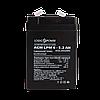 Аккумулятор AGM LPM 6V - 5.2 Ah