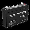 Аккумулятор AGM LPM 6V - 7.2 Ah
