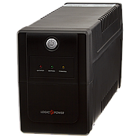 ИБП линейно-интерактивный LogicPower LPM-825VA-P(577Вт), фото 1
