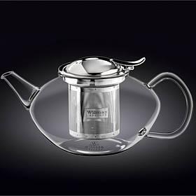 Чайник-заварник Wilmax Thermo 650 мл с фильтром 888804 WL