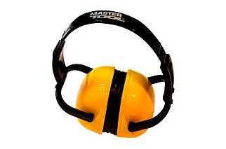 Навушники Mastertool - з пластмасовими дужками 82-0121 (82-0121), (Оригінал)