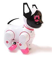 Робот-собака Smart Dancer Розовая, фото 1