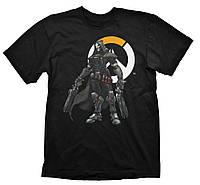 Футболка Gaya Overwatch T-Shirt - Reaper Logo L