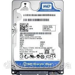 Жорсткий диск Western Digital Scorpio Blue WD3200LPVX