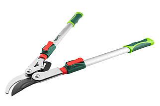 Ножиці для обрізки гілок Verto - 670-970 мм x 45 мм (15G258), (Оригінал)